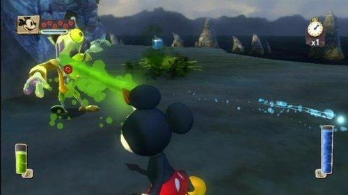 ディズニー エピックミッキーミッキーマウスと魔法の筆