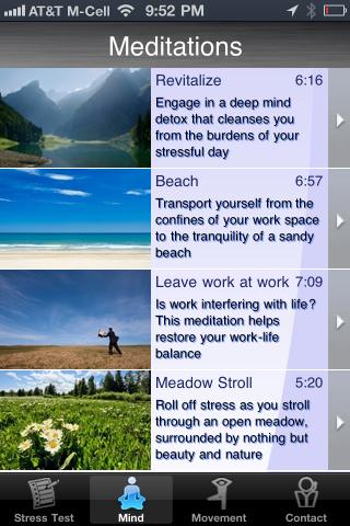 Stress Check