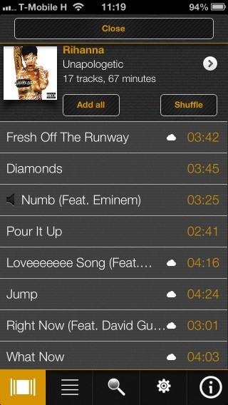 Album Flow