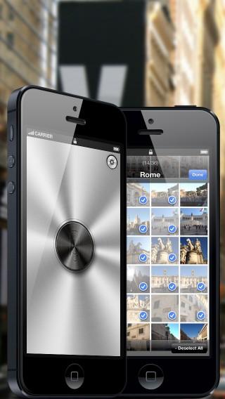 InstaMail写真とビデオ