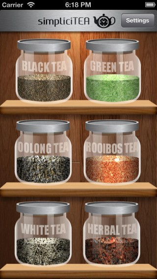 simpliciTEA Tea Timer