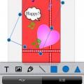 ラベル屋さん for iPad/iPhone:ラベルやシールのOA用紙で有名なA-oneのカードやラベル印刷のためのデザイン編集アプリです。携帯デバイスでもPCの「ラベル屋さん」にはない機能や操作性でデザインを楽しむことができます。